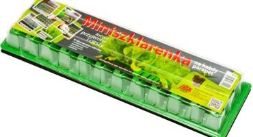 Miniszklarenka MS 38x38x45/36 kw.
